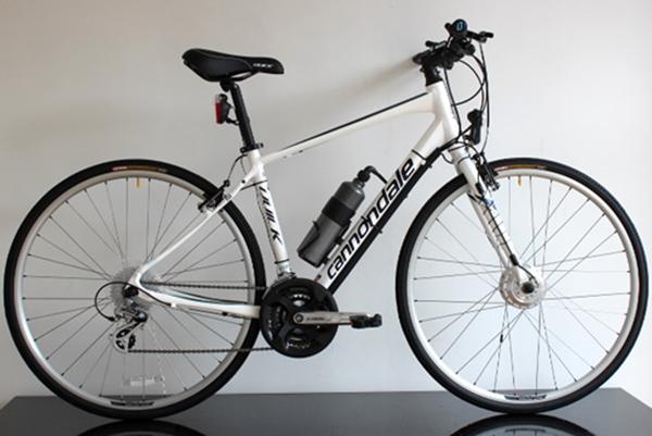 Cannondale hybrid