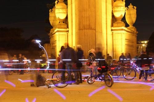 Happy Anniversary SF Bike Party!