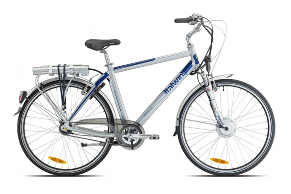 Italwin comfort bike
