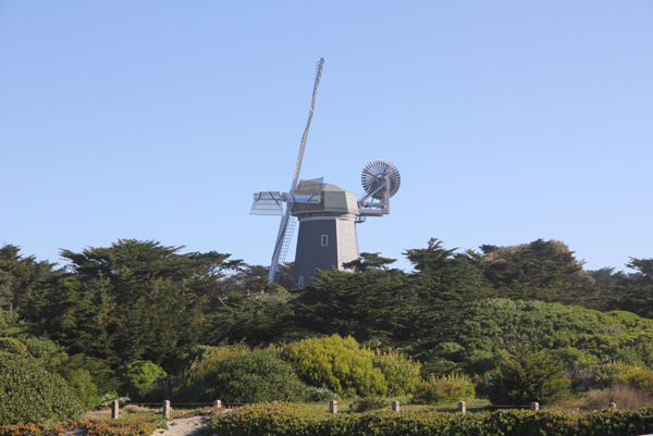 South Windmill in Golden Gate Park