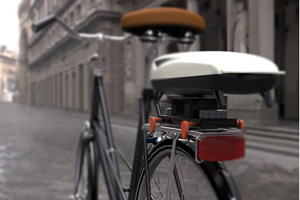 Bicycle grill