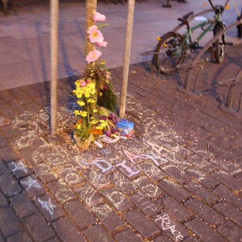 Diana's memorial