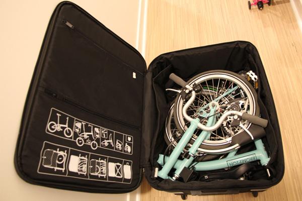 Brompton Folding Bikes Review I Love Biking Sf