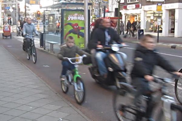 Image courtesy of Bicycle Dutch