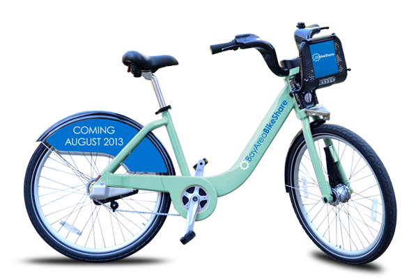 Celeste Green Bay Area Bike Share