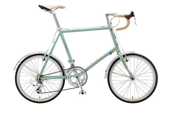MiniVelo-10 from Bianchi. Image courtesy of CyclEurope Japan.