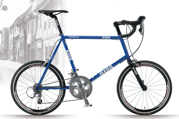GIOS Panto. Image courtesy of GIOS Italy.