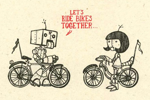 Image courtesy of SF Bike Party