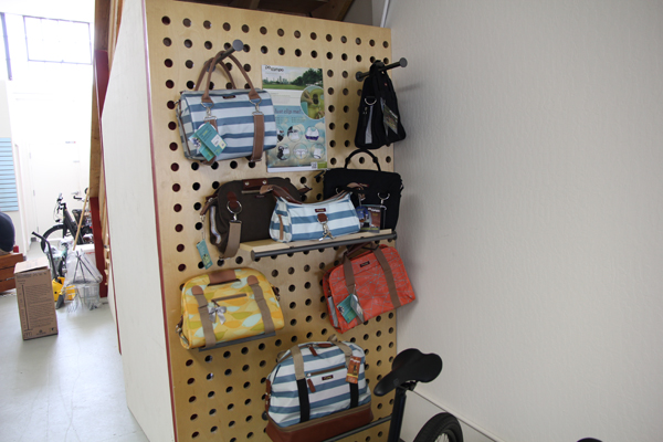 Stylish Po Campo bags for the ladies.