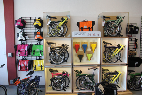 Bromptons of all sorts!