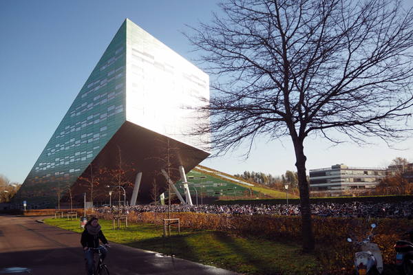 Linnaeusborg Centre for Life Sciences at the University of Groningen